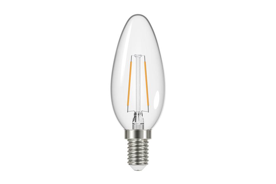 Filament E14 C37