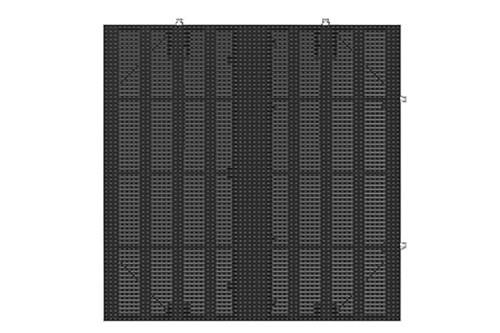 P10 Fixed 6500 Nits Dış Mekan Ledwall