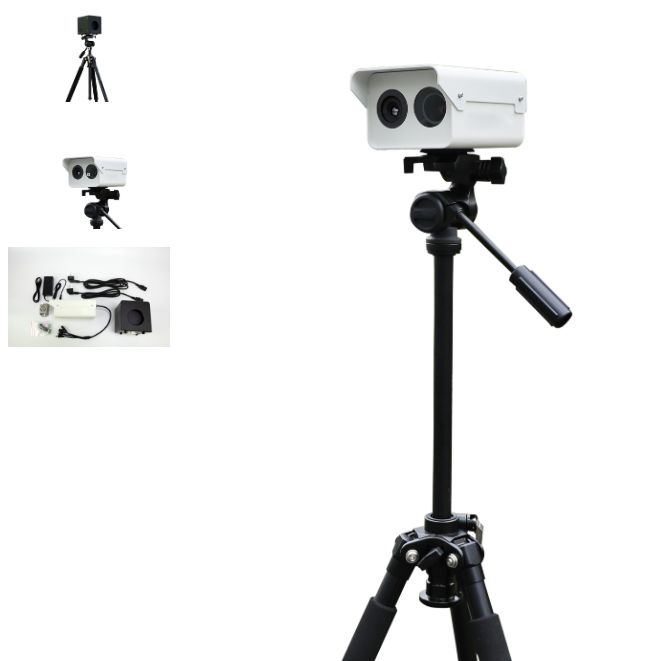 Ateş Ölçer Termal Kamera Sistemi