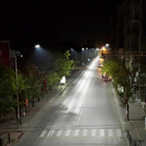 Vestel LED aydınlatma, Eskişehir LED'li yol aydınlatma pilot projesini hayata geçiriyor.
