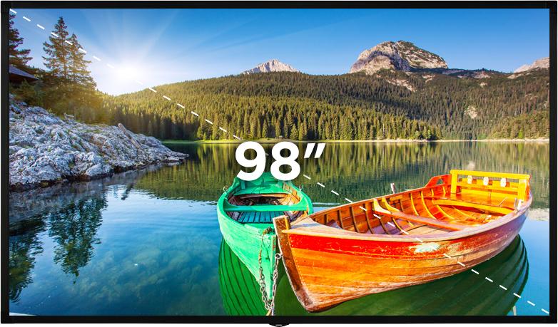"""98"""" Bilgilendirme Ekranı"""