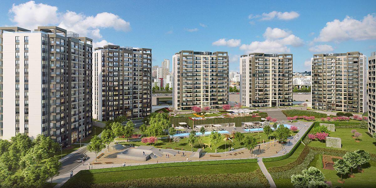 Başakşehir'in yeni projesi 3. İstanbul, Vestel'i tercih etti