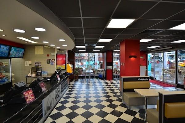 Burger King'ler Vestel LED aydınlatma ürünleri ile aydınlandı