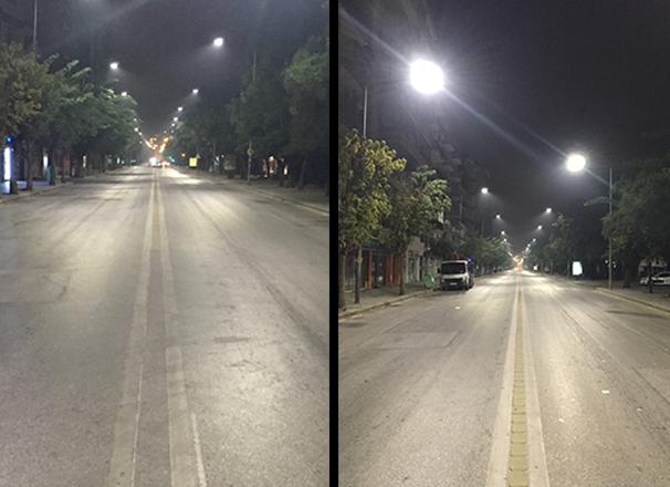 Eskişehir Mustafa Kemal Atatürk Caddesi