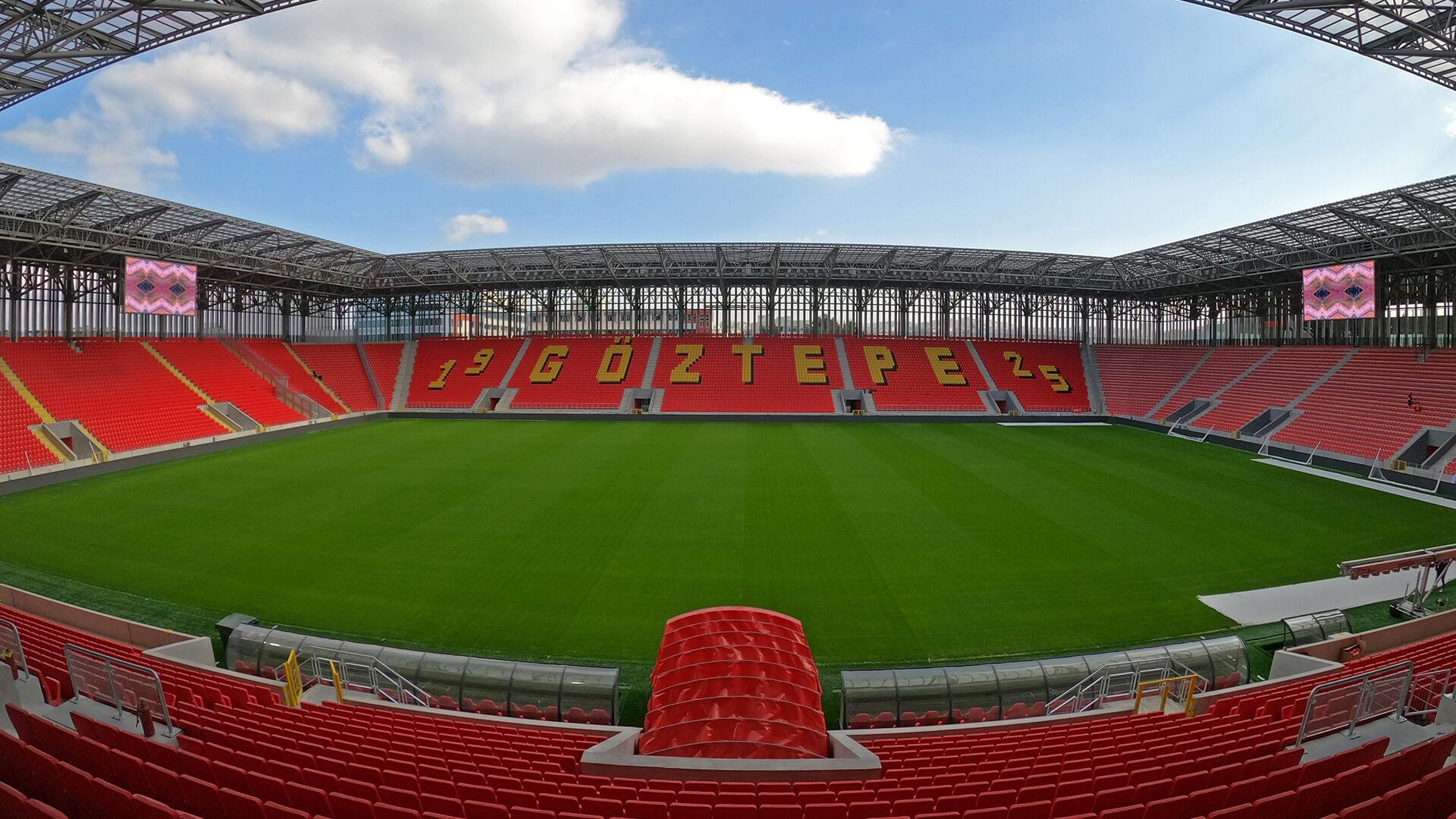 Göztepe Gürsel Aksel Stadyumu