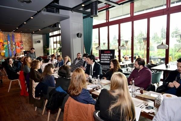 Vestel Light&Building Fuarı'na katılımını basın toplantısıyla duyurdu