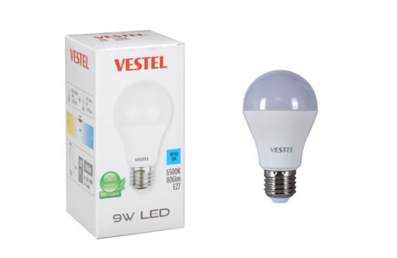 Vestel LED Lamba'da satışlar 1.000.000 adede ulaştı!