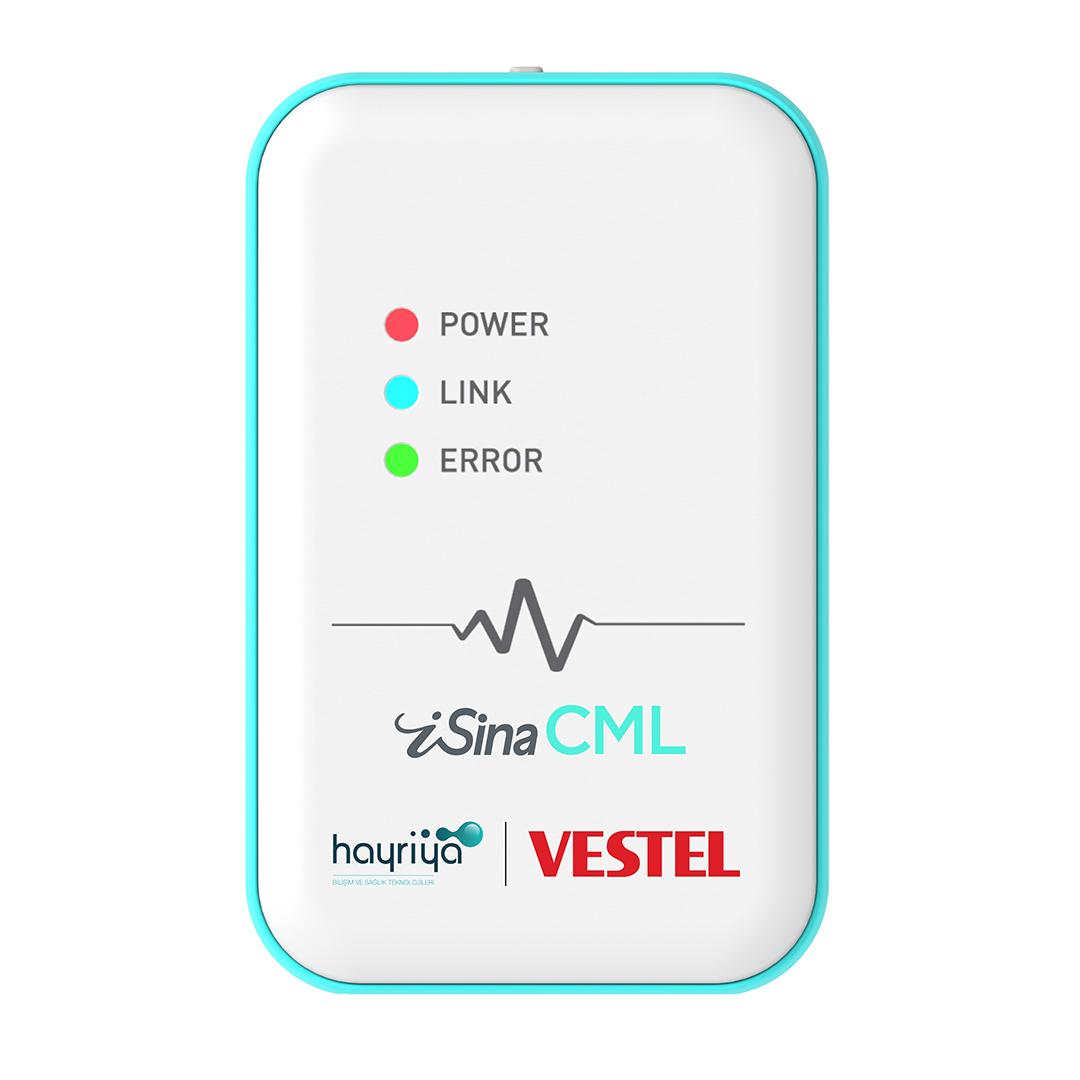 iSina CML - Dijital EKG Sistemi