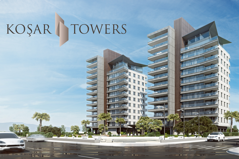 Koşar Towers Manisa