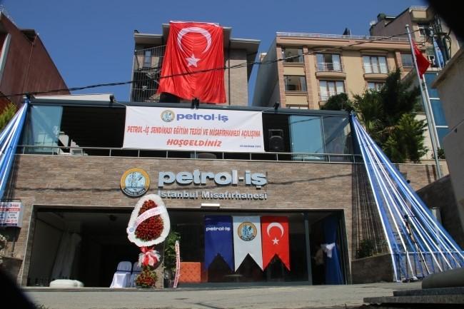 Petrol-İş Sendikası Misafirhanesi-Üsküdar/İstanbul