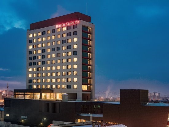 Sivas Hilton Gardenn Inn Otel