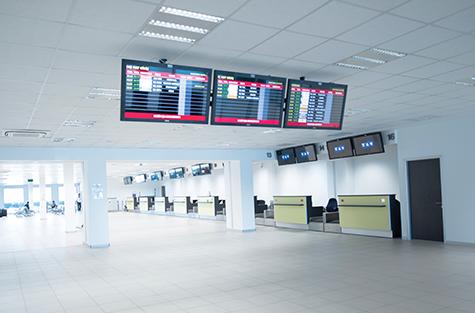 Tav Gazipaşa Havalimanı