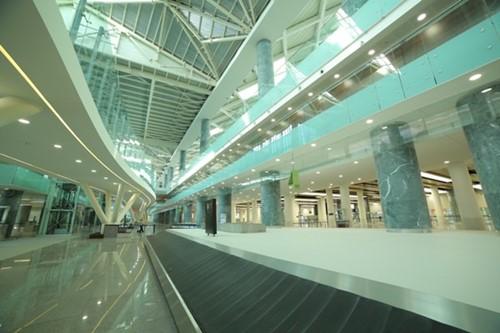İzmir Adnan Menderes Havalimanı İç Hatlarda Vestel LED Aydınlatma