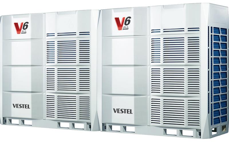 VRF V6 Serisi