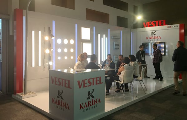 Vestel, V. Ulusal Tesisat Kongresi'nde yerini aldı