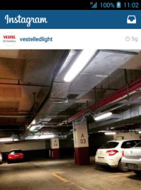 Vestel LED Aydınlatma artık Instagram'da!