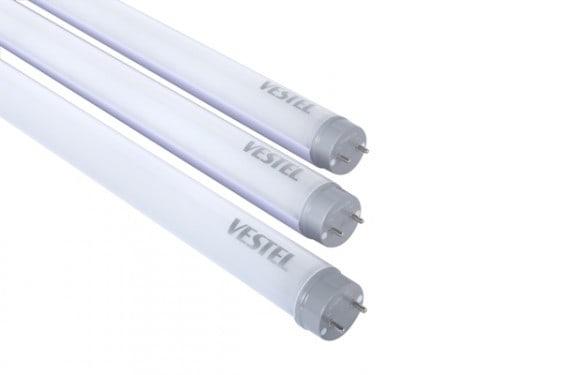 Vestel LED Tube'lerle yüksek ışık, yüksek tasarruf!