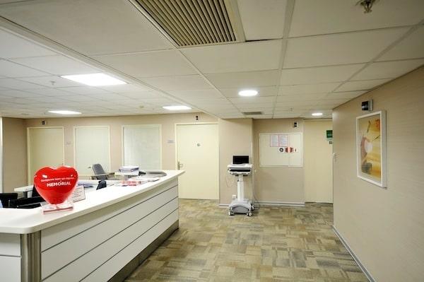 Memorial Şişli Hastanesi Vestel LED'i tercih etti